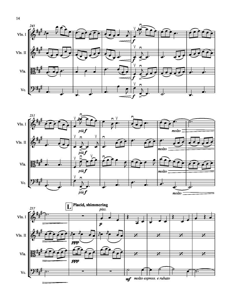 13 the musical score pdf